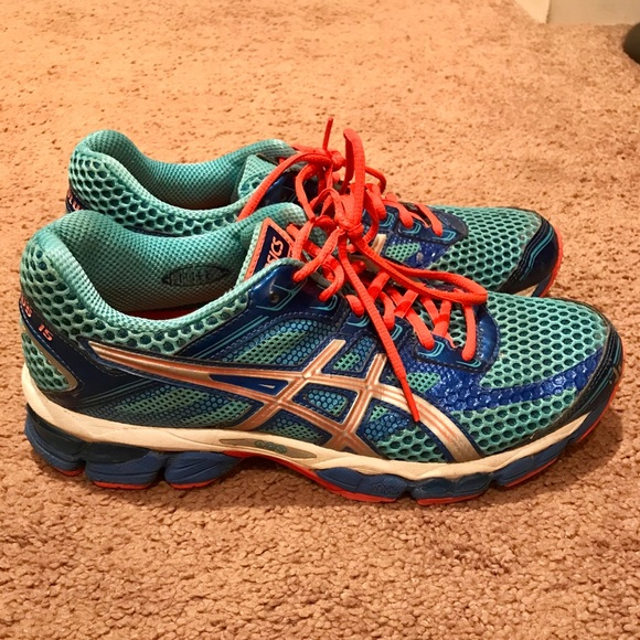 ASIC Gel Columbus 15 scarpa Gently used, asic sneakers. There